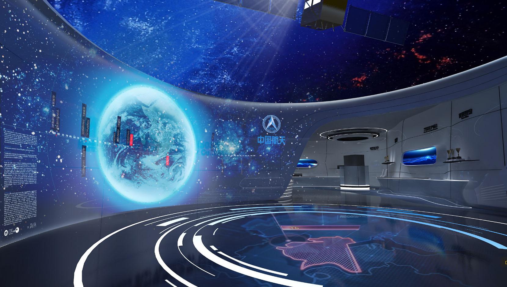 航天科技展厅